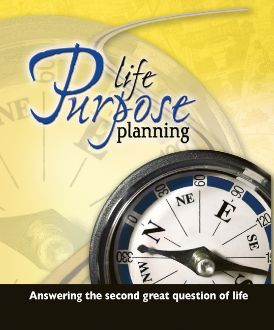 Life Purpose Planning Print Workbook
