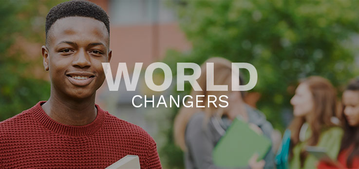 For World Changers - Life Purpose Planning